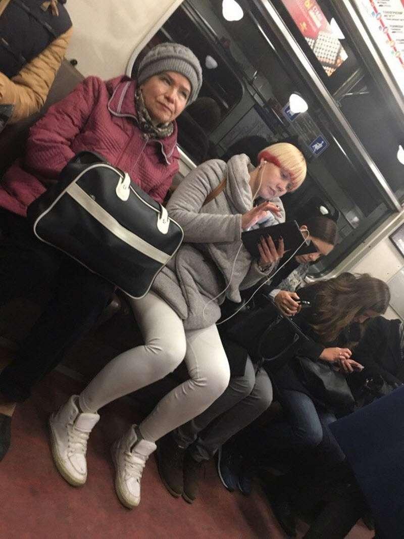 правильно подобрать чудаки в метро фото врач