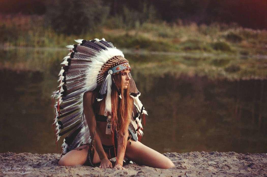 такого наплыва фотосессия в роли индейца дом