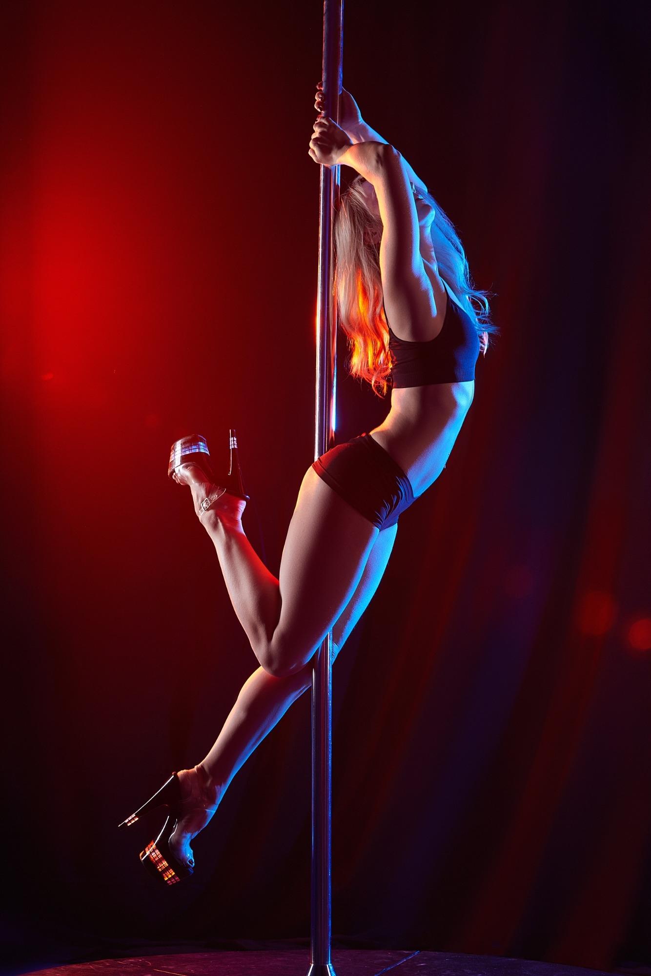 Striptease Dare