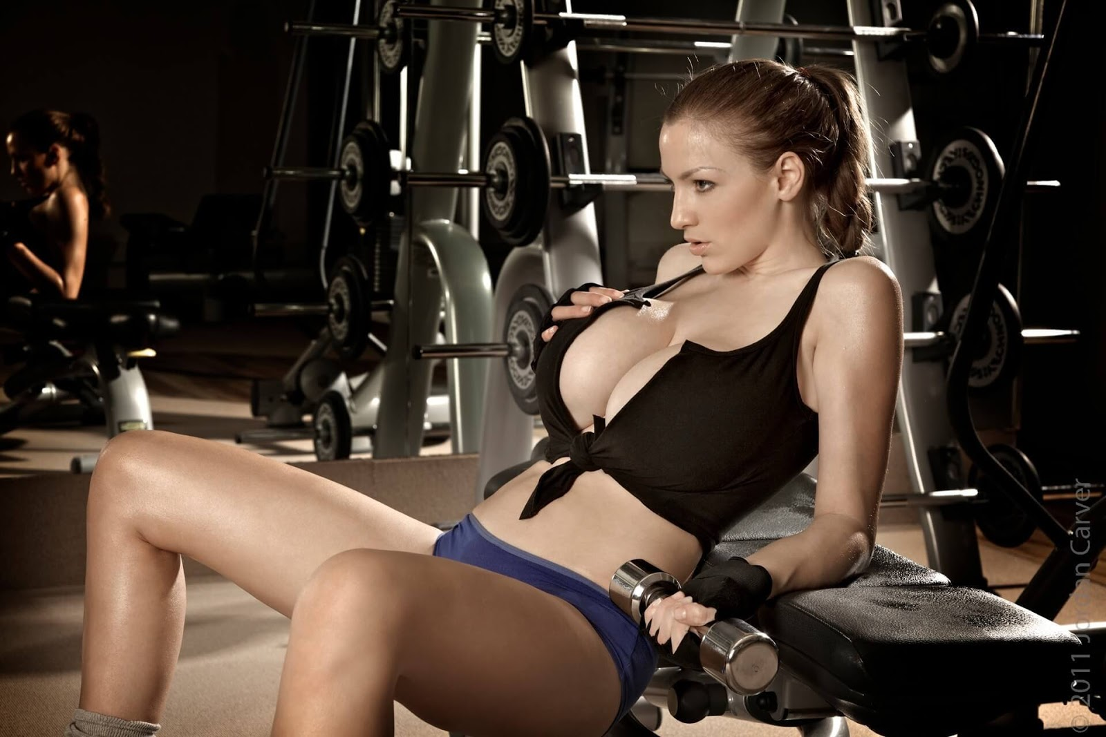 Sexy Workout Babes