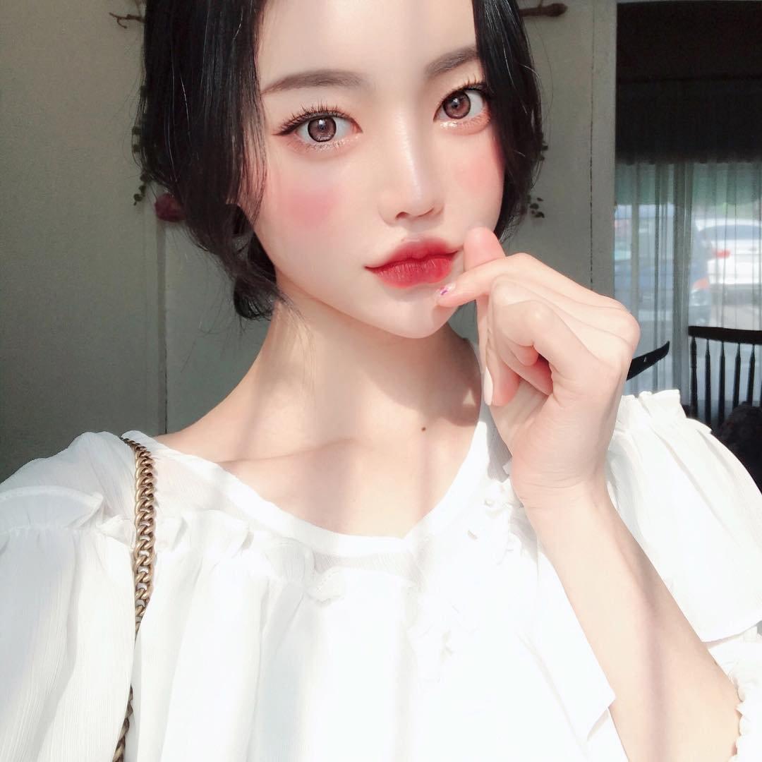 Милые корейские девушки картинки