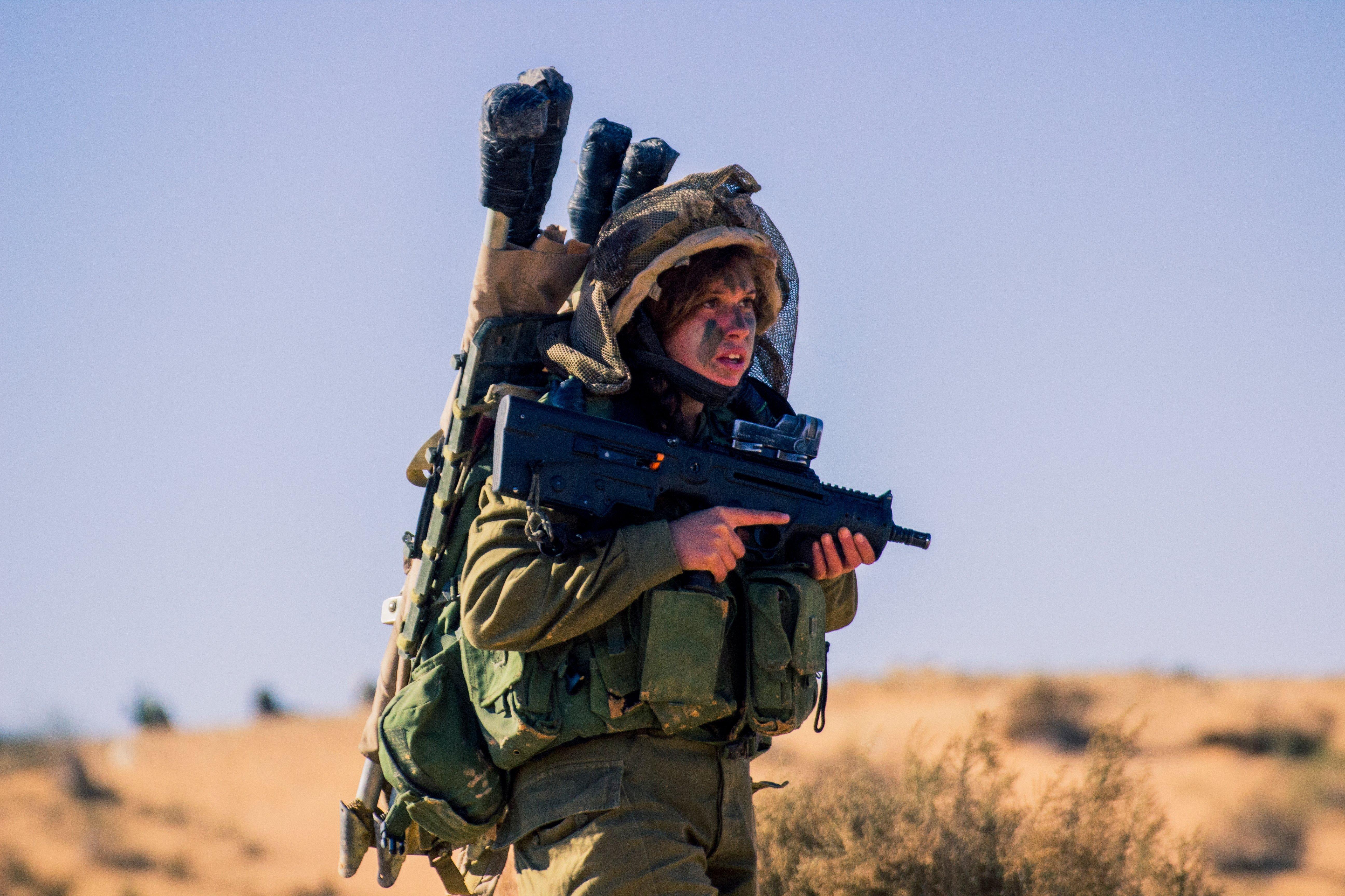 Фото военных израильской армии