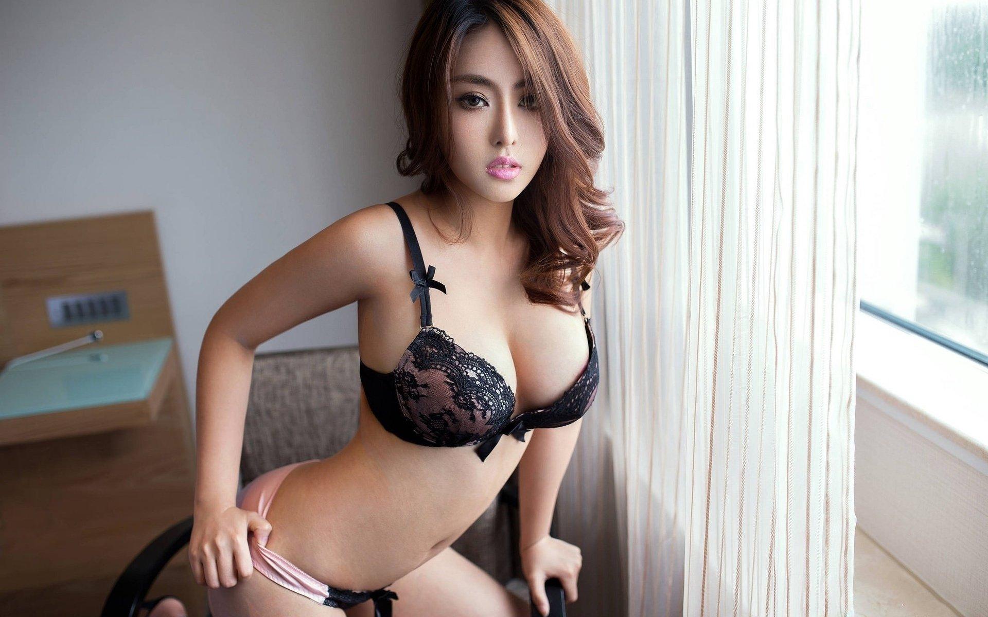 фото красивые формы азиаток можно