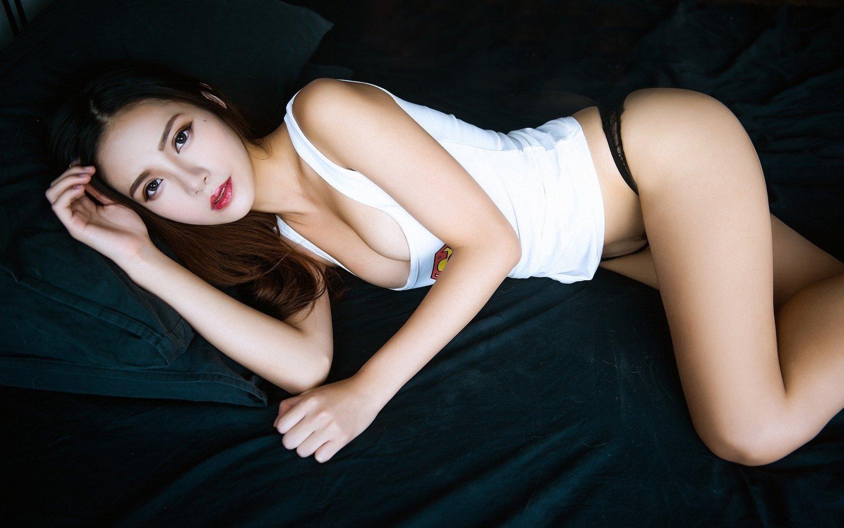 Фото красивых японок китаянок кореянок