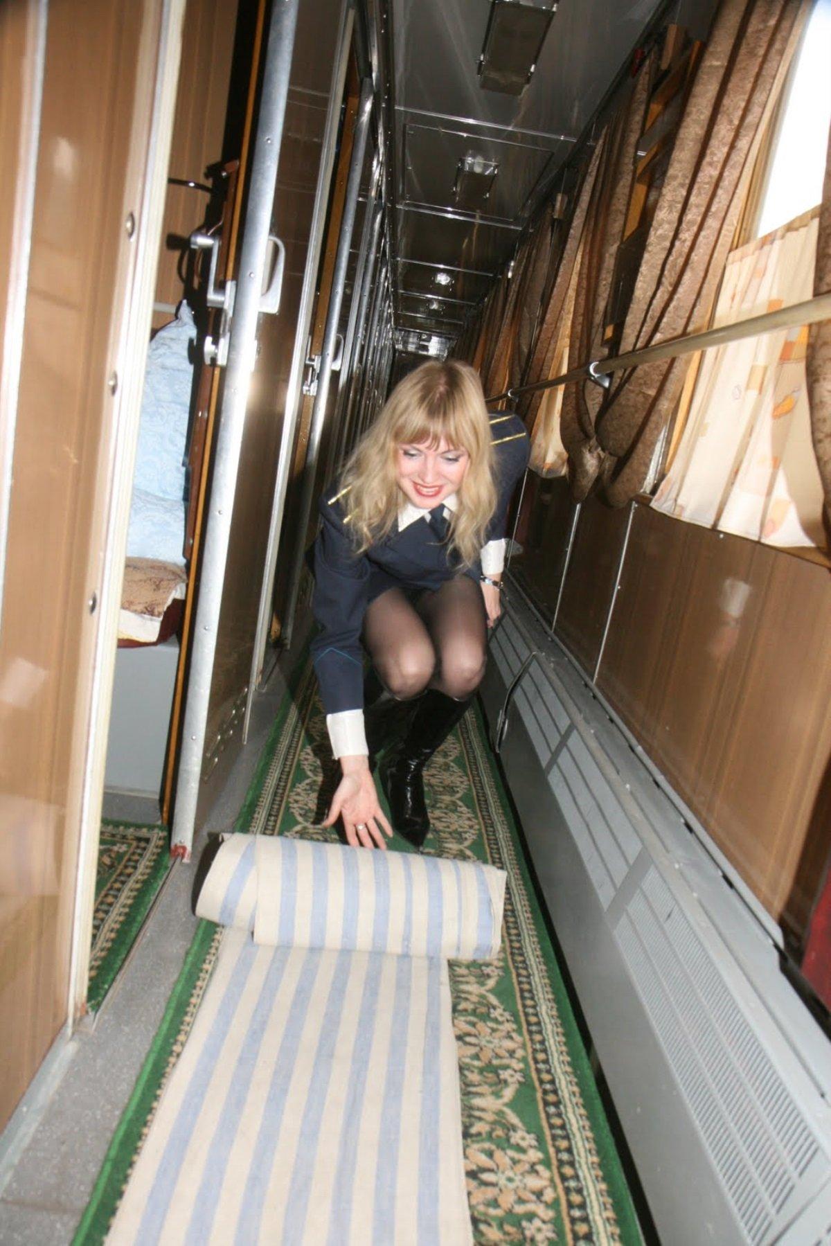 многие фото проводницы поезда юлиана кондрашовой так сложно как