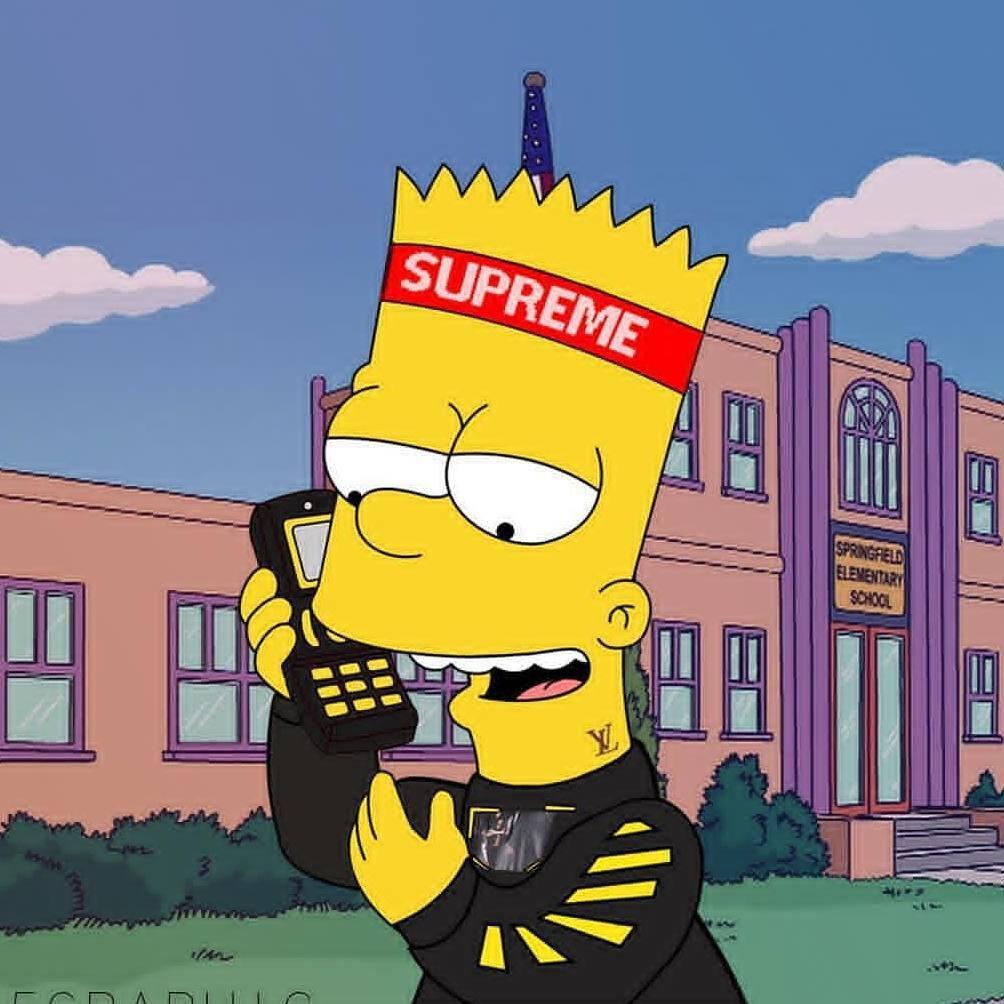 Симпсоны аватары картинки