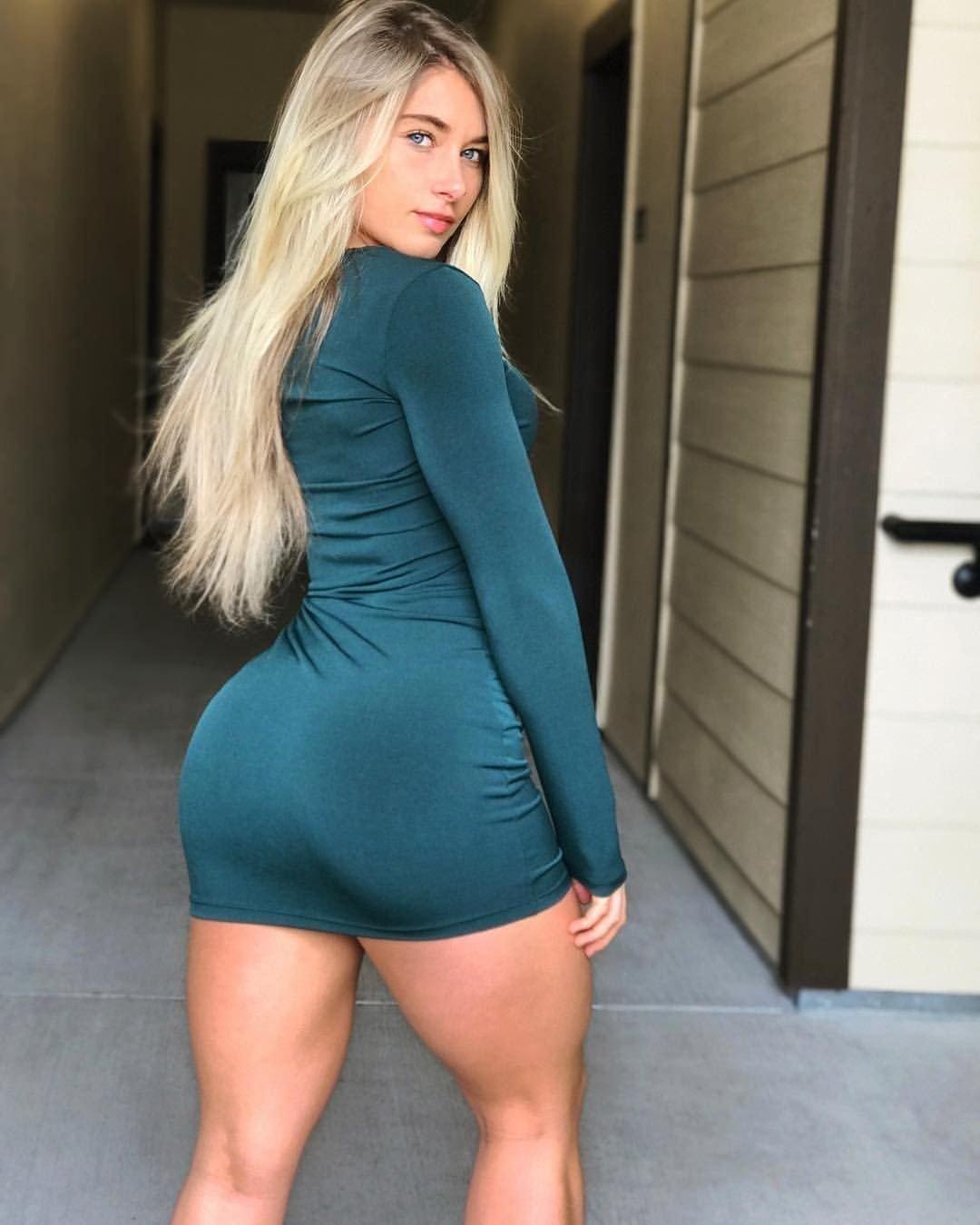Voluptuous Blonde