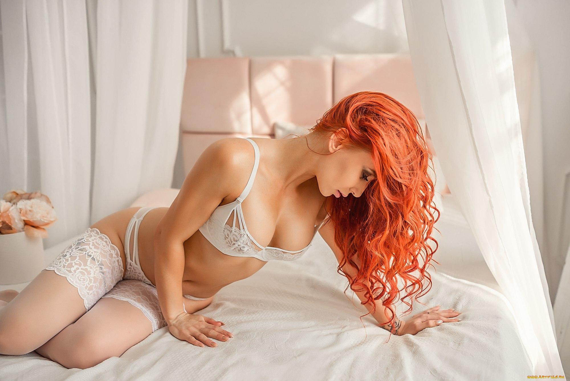 волосами сексуа
